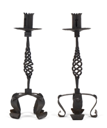 spanish forged iron decorations old european style